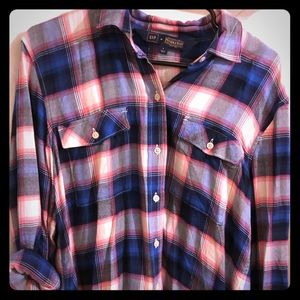 Pendleton by Gap lightweight flannel
